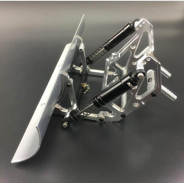 Traxxas TRX4 Alloy Snow Plow Blade Kit for TRX-4  Axial SCX10 Wraith scx10-ll