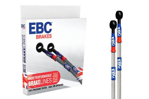EBC Brake Line Kit BLA1951-4L - Performance Brake Lines