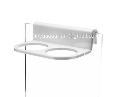 Aquarium Sump filter Micron Felt Pre Filter Sock Bag fix Double 10cm hole