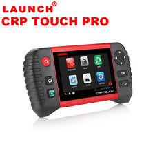Launch CRP TOUCH PRO Diagnostic Scanner SAS TPMS DPF EPB Oil Light Update online
