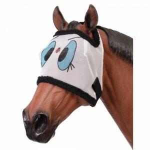 Tough-1-Ladybug-Mesh-Fly-Mask-Horse-Tack-Equine