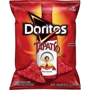 Doritos-Tapatio-Hot-Sauce-Tortilla-Chips-9-75Oz-3-Bags-FREE-SHIPPING