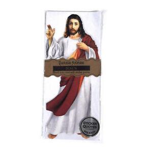 Gesu-Cristo-Quotable-Notable-Cartolina-D-039-Auguri-Con-Adesivo-Citazioni