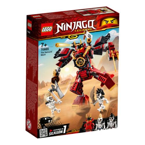 Lego Ninjago 70665 Samurai-robot Nya Samurai X Kruncha nuckal n1//19