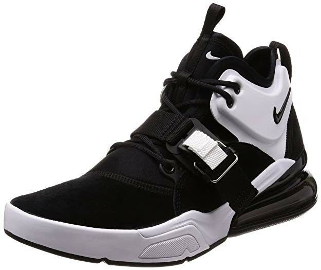 Nike Air Force 270 - Black White - Multiple Sizes