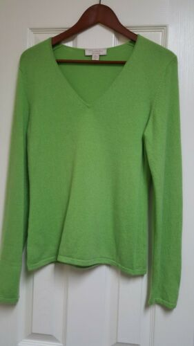 Mainbocher Pure Cashmere Sweater  Size M