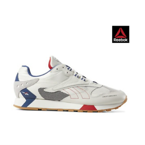 ea4314d31e4ad Reebok Classic CL LTHR ATI 90s White Running Shoes Sneakers DV5372 ...