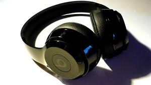 casque beats supra auriculaire sans fil solo 3