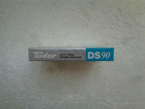 Vintage Audio Cassette TUDOR DS 90 Rare From Spain 1980/'s *