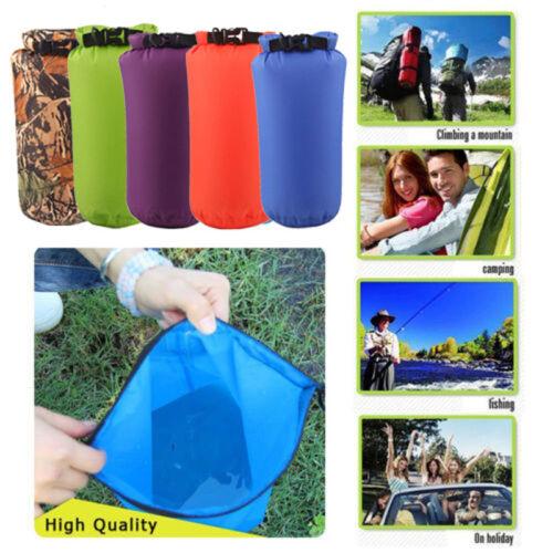Ruder- & Paddelboote Reise Wasser Sport Wasserfest Aufbewahrungstasche Beutel Drybag für Driften