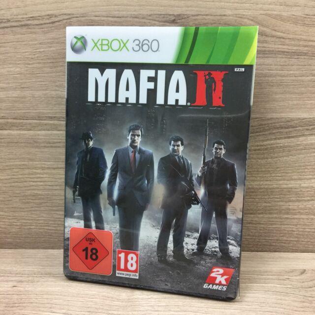😎 XBOX360 Spiel • Mafia II - Collector's Edition • Microsoft Xbox 360 #1 😎