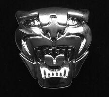 Original Jaguar Emblem Kühlergrill 25373 Kopf Chrome **NEU** badge vorne