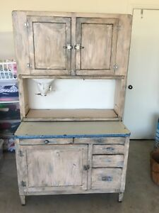 Image Is Loading Antique 034 Hoosier Cabinet
