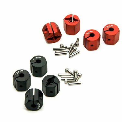 4pcs Hub Hex with 11mm Extension Size for TRAXXAS TRX-4 RC1:10 Car Kit