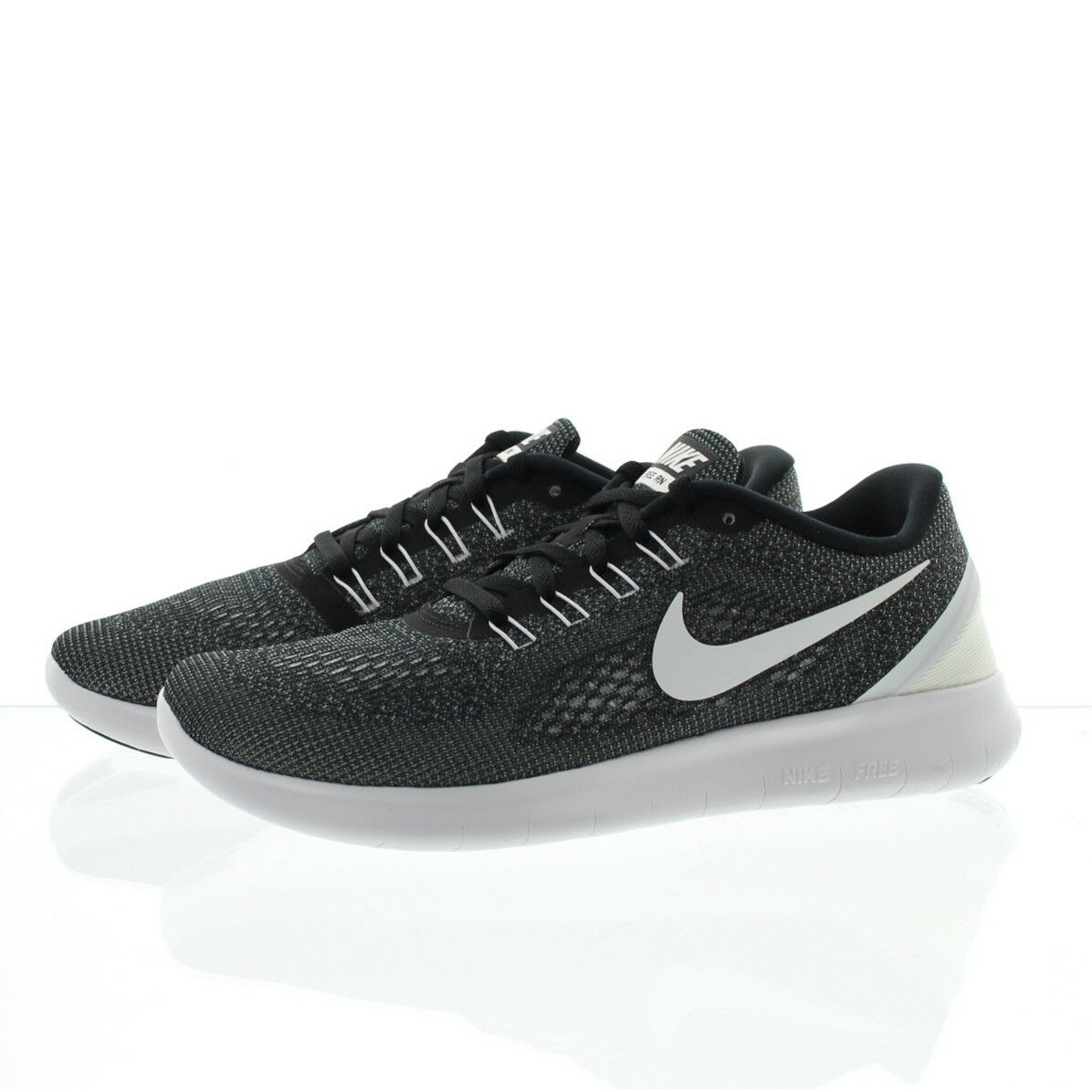 Nike 889121 Mens Free Run Low Top Running Training Athletic shoes Sneakers