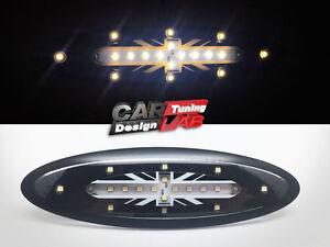 Uk-Flag-Interior-Dome-White-LED-Lights-Lamp-For-07-10-MINI-COOPER-S-R56-R57-MK2