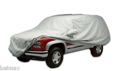 NEW Waterproof Lightweight Nylon Car Cover for SUVs