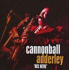 Dis Here [Box] by Cannonball Adderley (CD, Feb-2011, 4 Discs, Proper Box (UK))