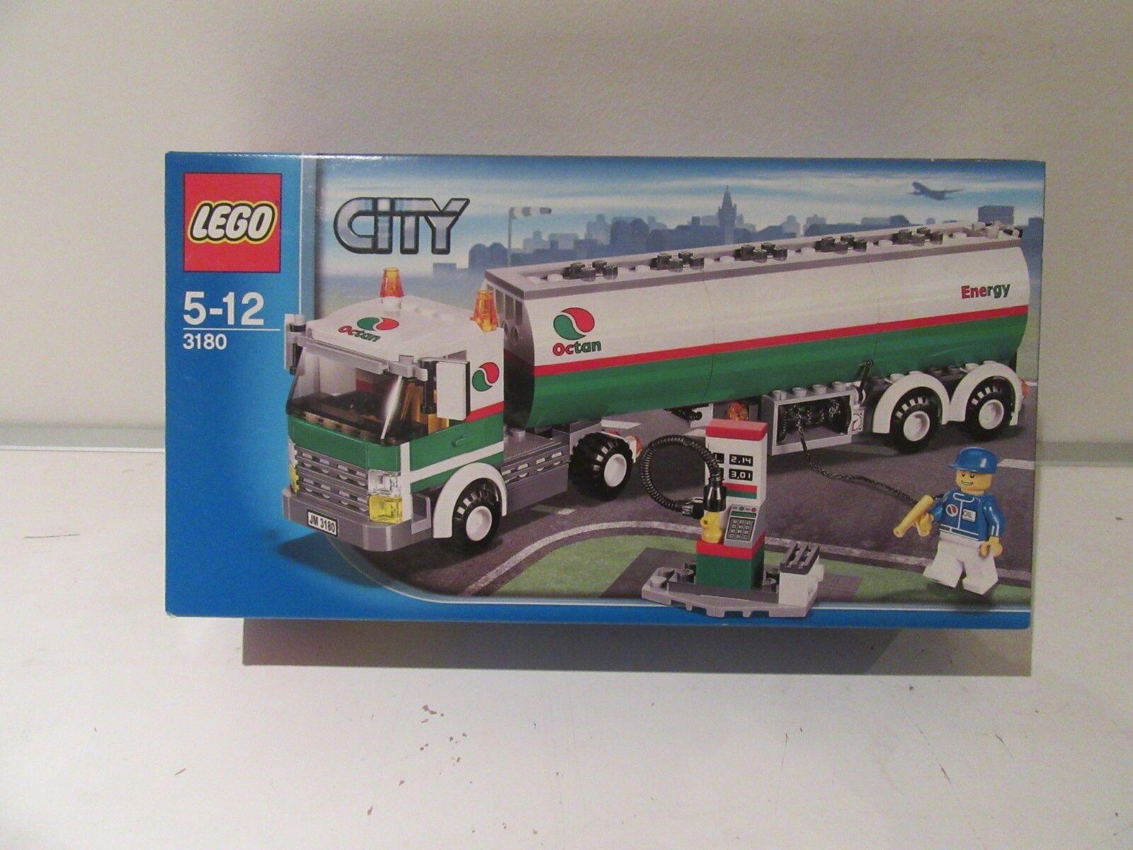 LEGO ®  City.3180 Tankwagen.