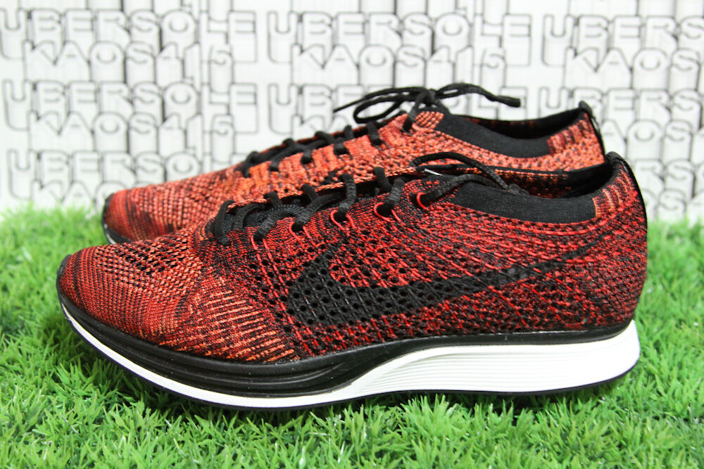 Nike Racer 526628 608 Red/Black Rooster CNY oreo multi color htm MEN 8,WOMEN 9.5 Wild casual shoes