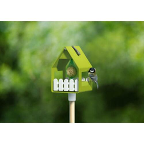 Granito EMSA mangime per uccelli Casa Landhaus plastica