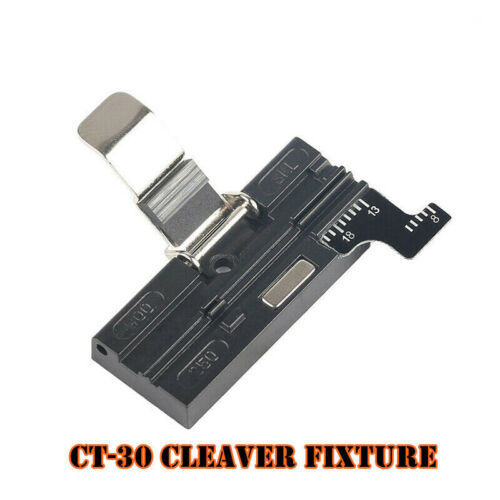1x CT30 Cutter Clamp Cleaver Fiber Clip Tool Holder FTTH For 0.25-9mm SKL-8A 6C