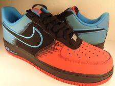 8d7e496f9d7 item 4 Nike Air Force 1 Light Crimson Blue Black Spider SZ 7.5    Womens 9 ( 488298-615) -Nike Air Force 1 Light Crimson Blue Black Spider SZ 7.5     Womens 9 ...