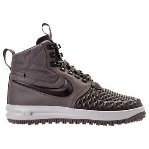 Details about New Nike Men's Lunar Force 1 Duckboot '17 (916682 203) Ridgerock Velvet Brown