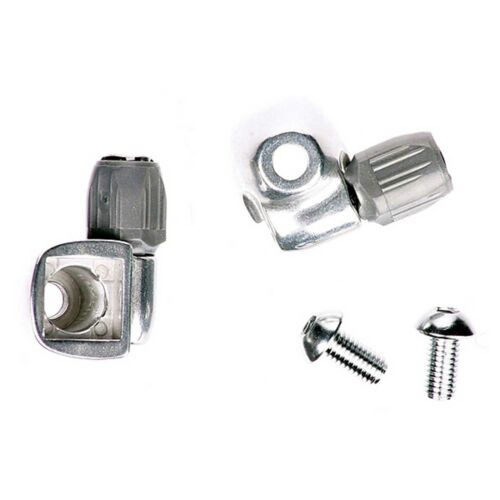 Shimano SM-CS50 Outer Down Tube Cable Stops Assembly For Steel Frames