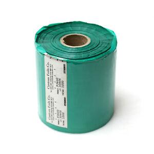 """Custom Foils 1-1//4/"""" Wide Hot Stamp Foil 1000/' Brown Pantone 476c P4231"""