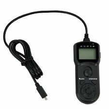 JJC TM-I2 LCD Timer Remote Control for Sigma DP1 DP2 DP3 Quattro AS CR-31