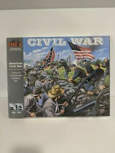 IMEX-American-Civil-War-Union-amp-Confederate-Artillery-Set-751-1-32