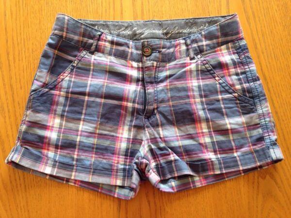 """100% Vero . Cotone Pantaloni Corti Taglia 28"""""""