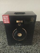 Beats by Dr. Dre Beats x MCM Studio Wireless Headband Headphones - Black/Gold