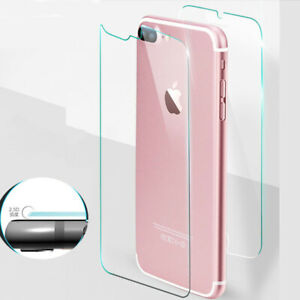 Front-Back-Glass-Film-Screen-Protector-For-iPhone-X-8-7-Plus-5-5s-6-6s