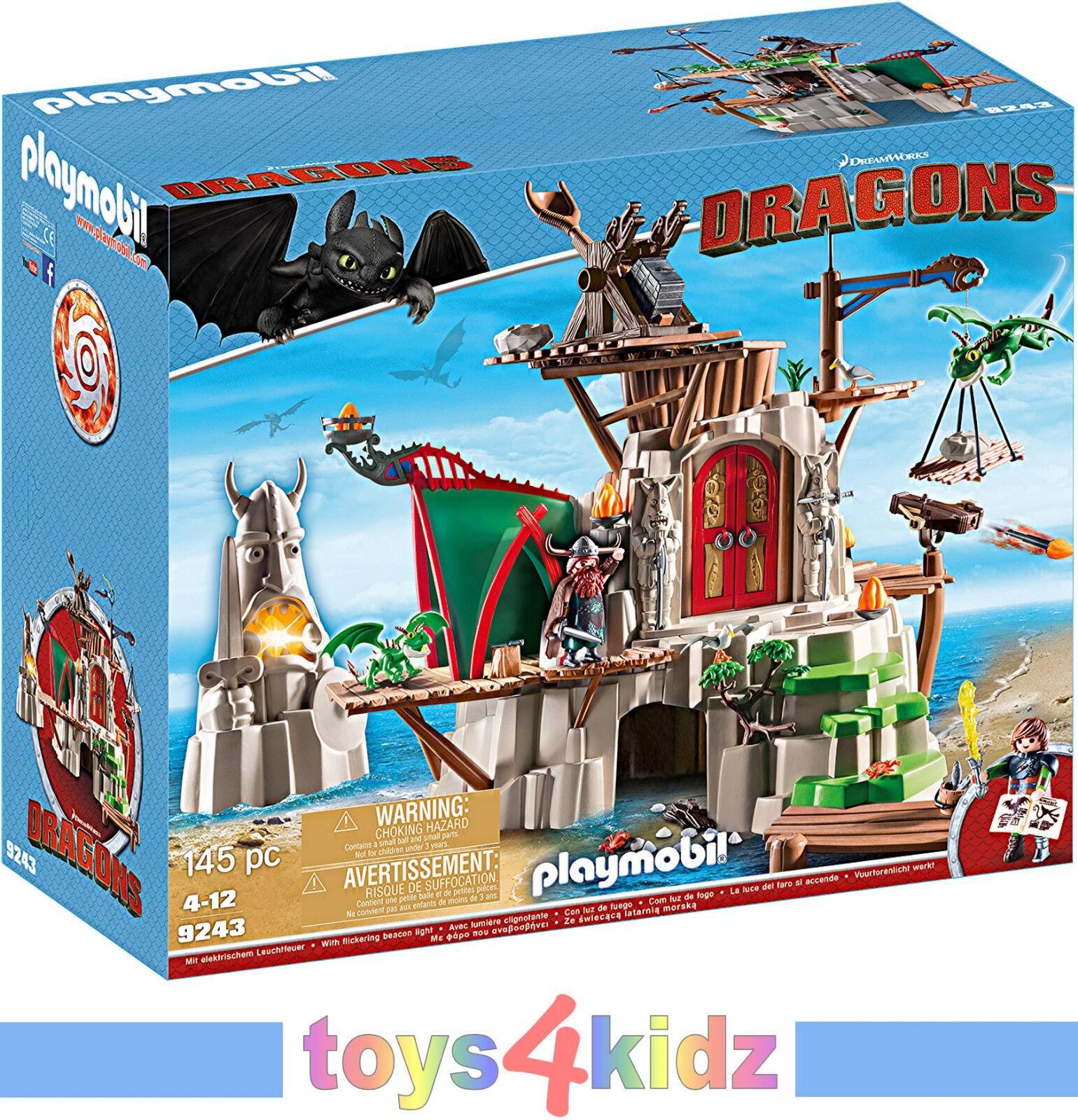 PLAYMOBIL® DRAGONS 9243 Berk  NEU / OVP