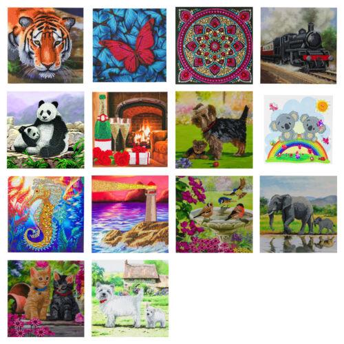 Diamond Painting Card Craft Buddy Crystal Art Card Making Kit JAN 2020 NEW