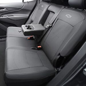 Astounding Details About 2018 Chevrolet Equinox Rear Seat Complete Protective Black Cover 84071414 Oem Pabps2019 Chair Design Images Pabps2019Com