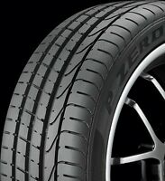 Pirelli P Zero Run Flat 225/40-19 Tire (set Of 4)