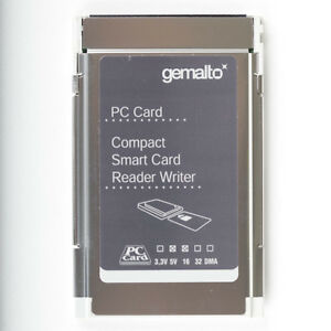 10x-gempc-Card-Compact-SMART-CARD-READER-SCHEDE-intelligenti-PCMCIA