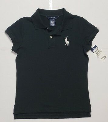 NWT POLO RALPH LAUREN GIRLS DRESS SHIRT #67