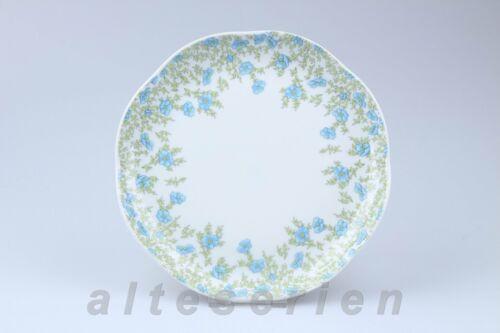 Kuchenteller D 20 cm Tirschenreuth Fleur Fiorita Vergissmeinicht