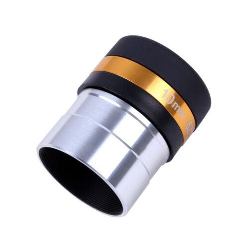 """62-Deg Lens For Astronomical TelescopeNEW 4mm 10mm 23mm 1.25""""//31.7mm Eyepieces"""