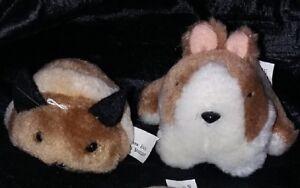 2x-KATZENSPIELZEUG-Hase-Hamster-aufziehen-bewegt-sich-Spielzeug-fuer-Katze