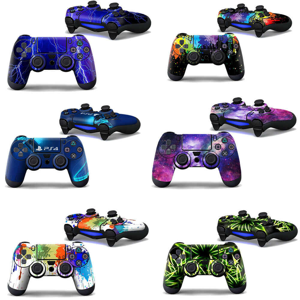 PS4 Controller Decal Sticker Skin Vinyl For Playstation Dualshock 4 PAD