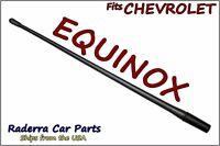 Fits: 2005-2006 Chevy Equinox - 13 Short Flexible Rubber Antenna Mast
