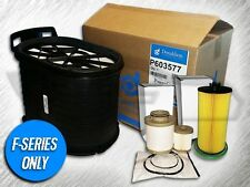 6.0L TURBO DIESEL 1 AIR FILTER 1 OIL FILTER AND FUEL FILTER COMBO KIT FOR FORD