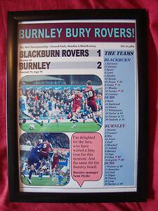 Blackburn-Rovers-1-Burnley-2-2014-framed-print