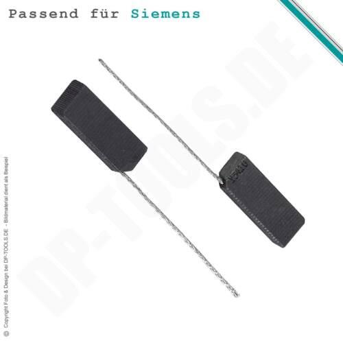 Kohlebürsten für Siemens SIWAMAT PLUS 1000-3641 Serie 5x12,5x32mm 021521