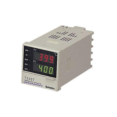 Autonics Temperature Controller TZ4ST-24S W48xH48 PID Auto 2-Output SSR NIB